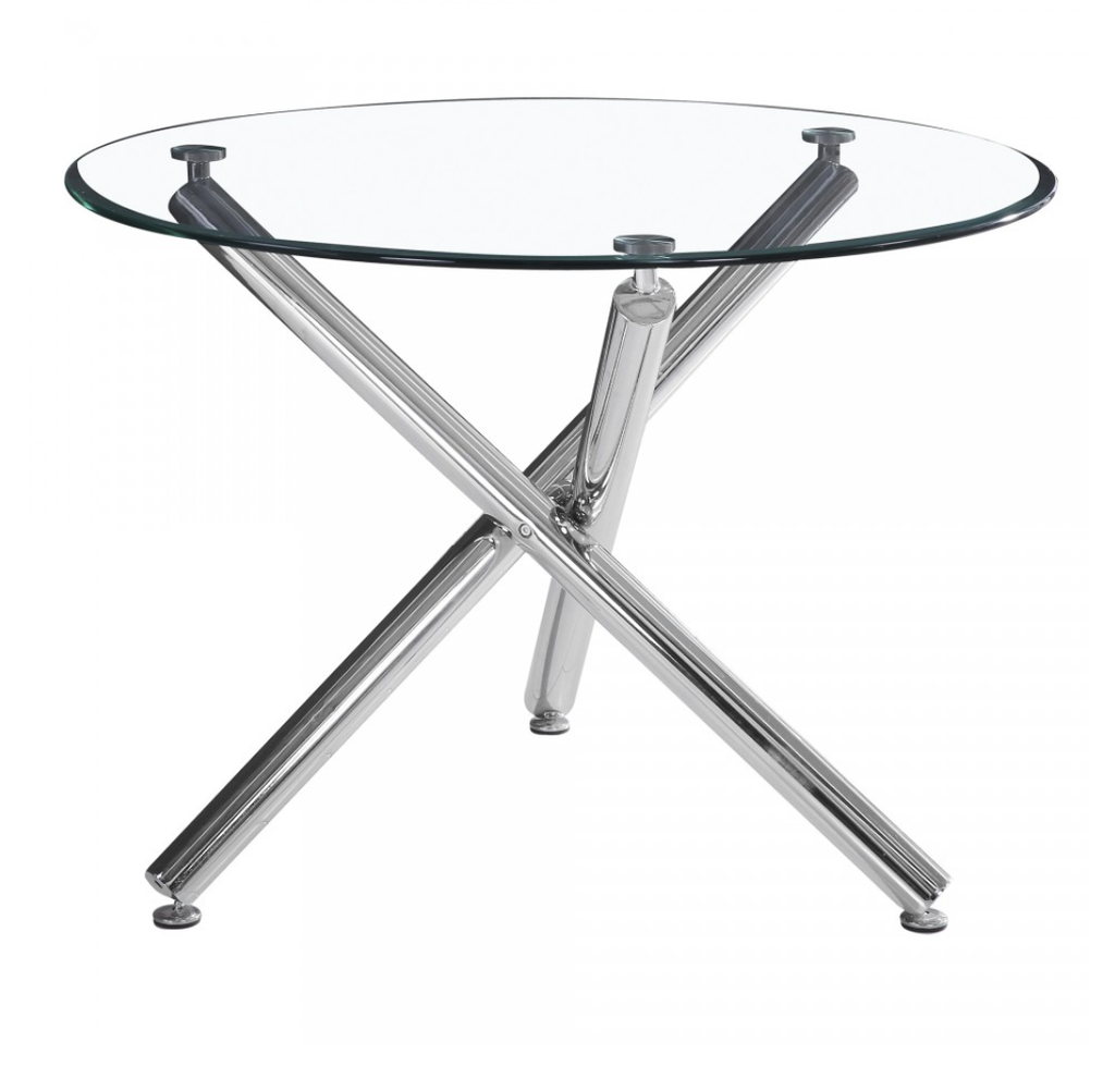 Demia Round Dining Table