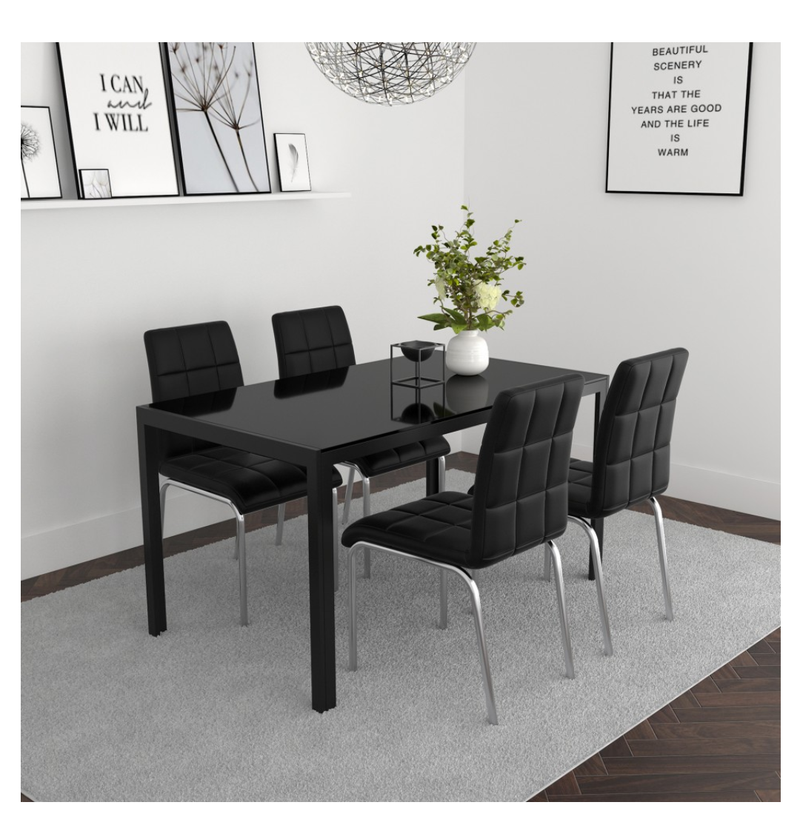 Arista Rectangular Dining Table