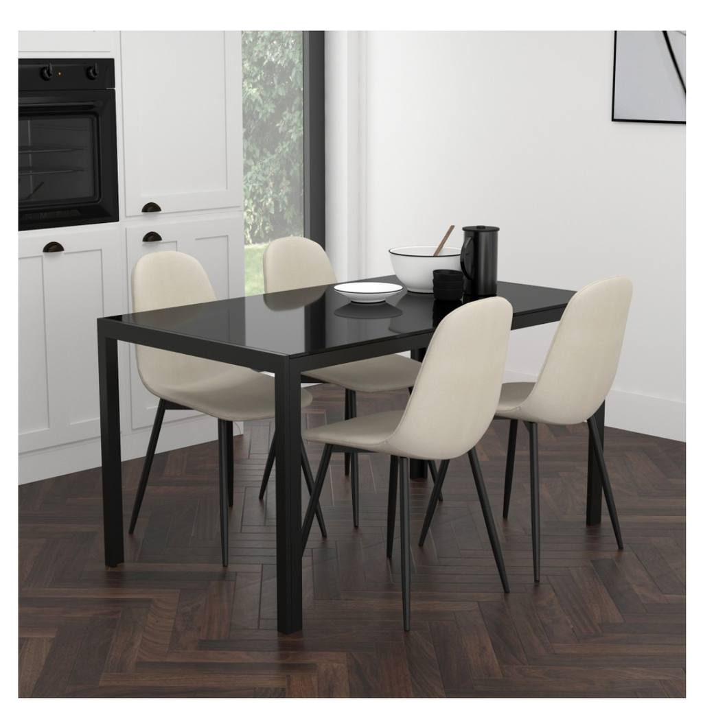 Arista/Oda 5pc Dining Set