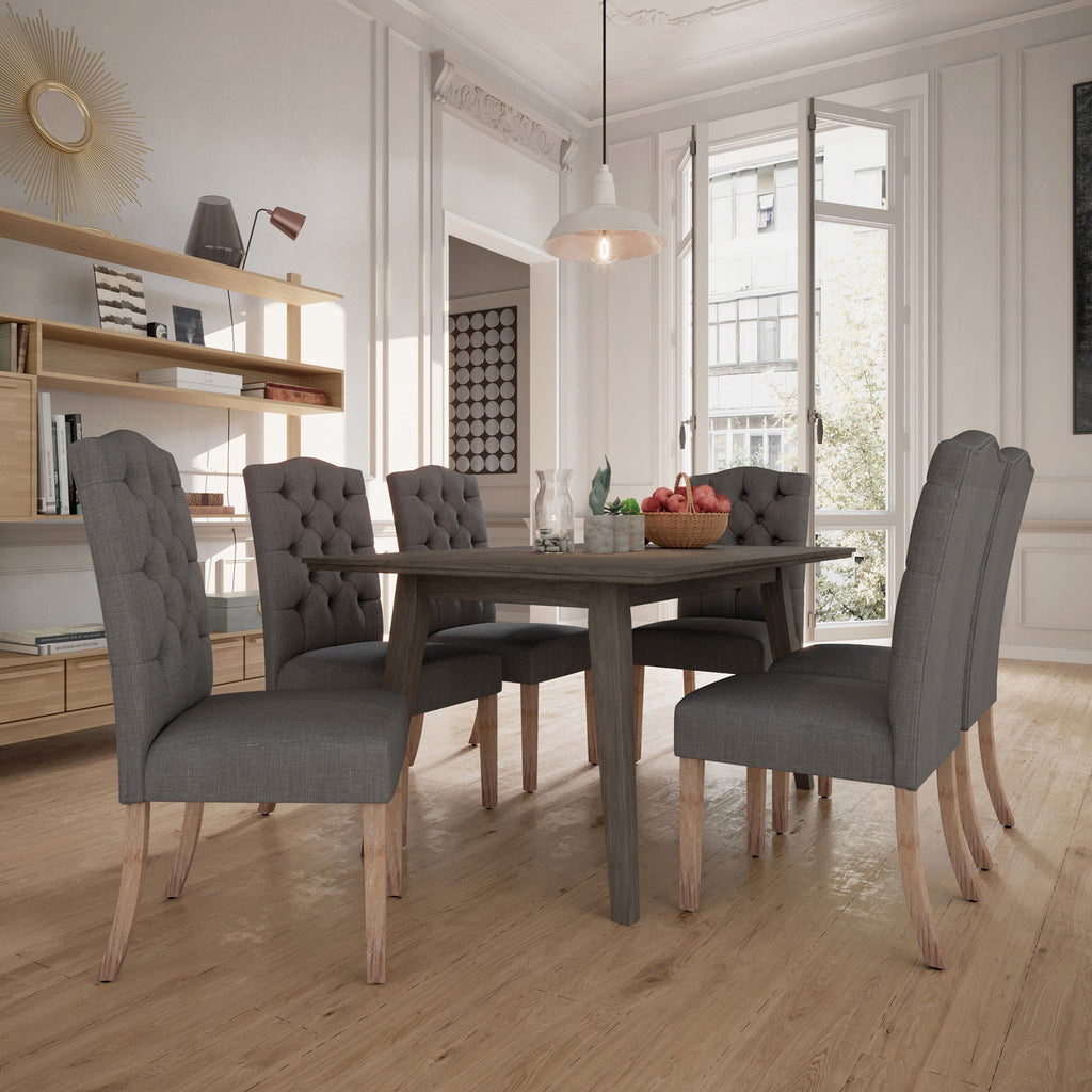 Aaron/Laurie 7pc Dining Set