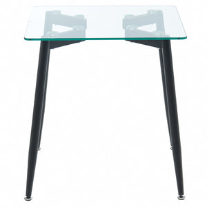 Abbey Accent Table - Black
