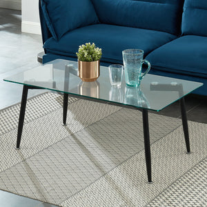 Abbey Coffee Table - Black