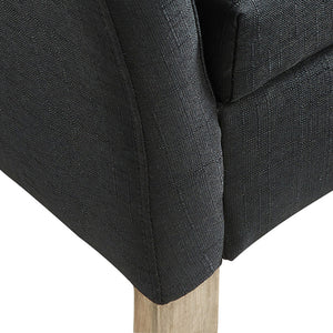 Ainsley Storage Bench - Black