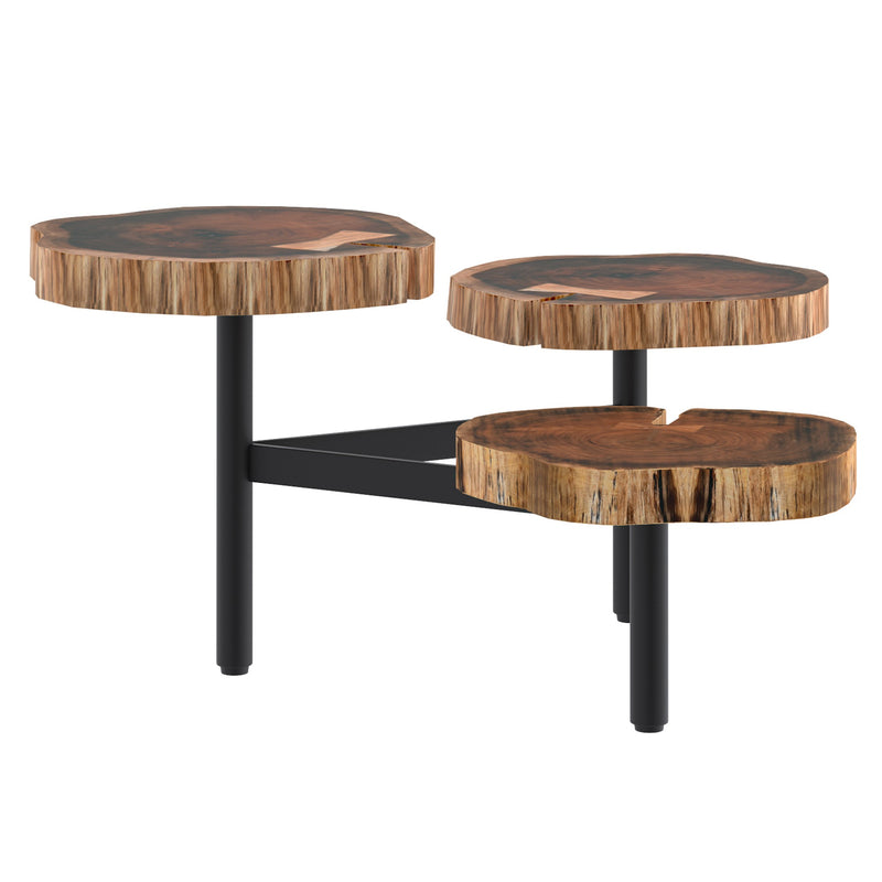 Ambroise 3-Tier Coffee Table
