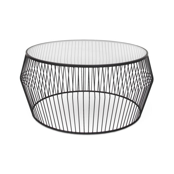 Cadenza Coffee Table - Black