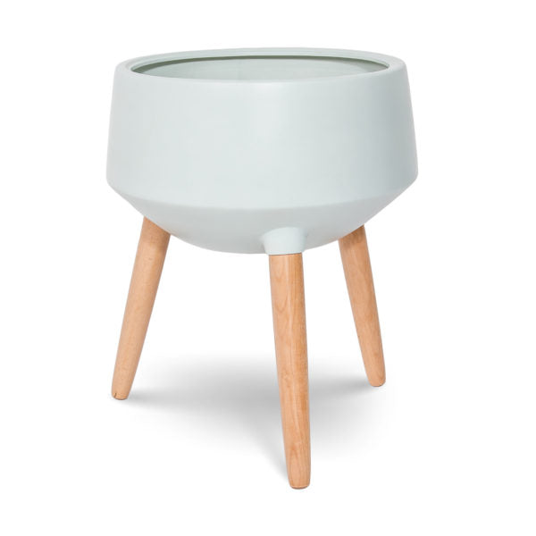 Cahya Short Planter - Mint