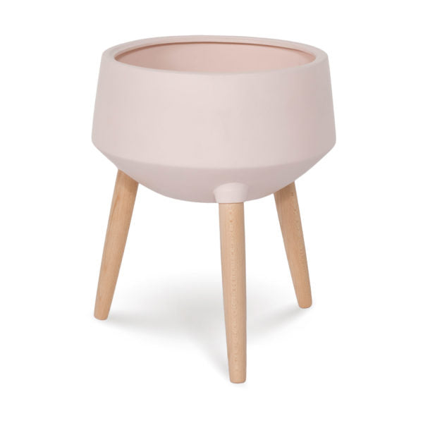Cahya Short Planter - Soft Pink