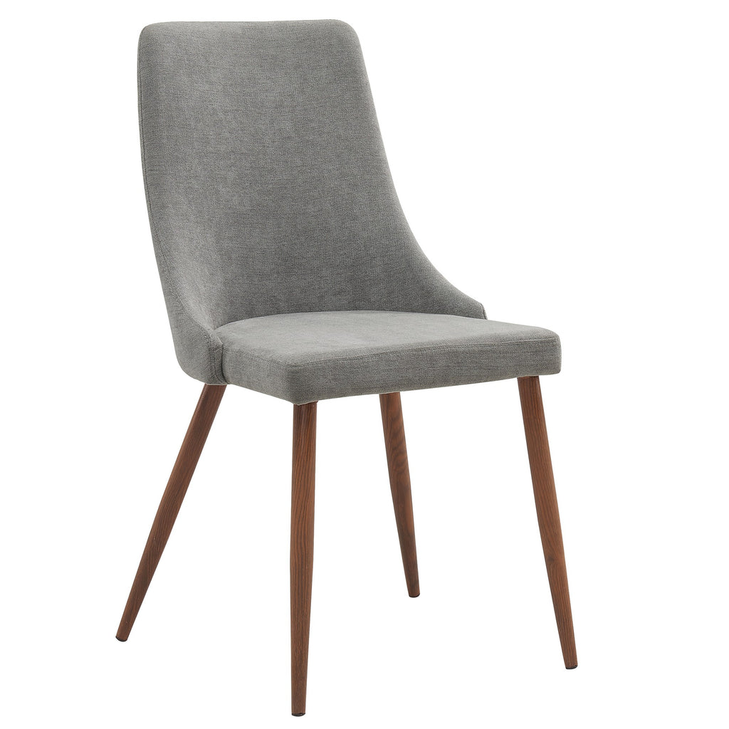 Cali Dining Chair, Set of 2 - Grey