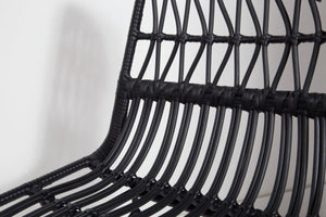 Cammie Dining Chair - Black