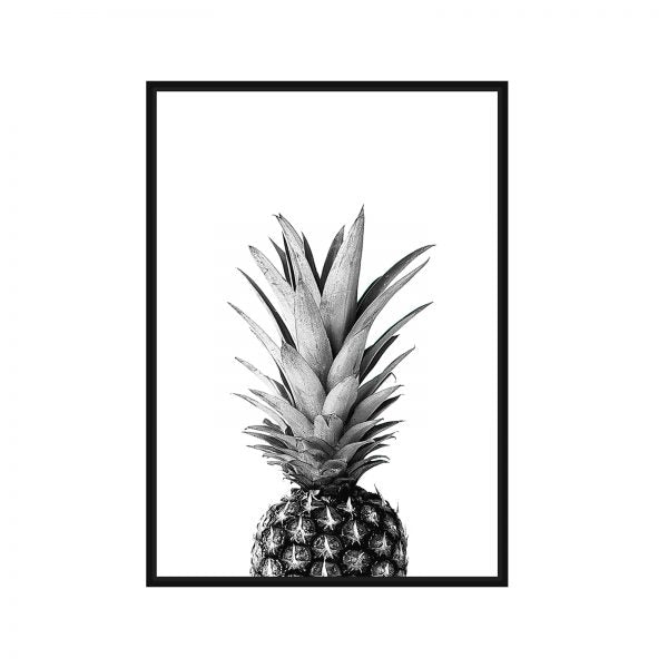 Canvas Wall Art - Pineapple