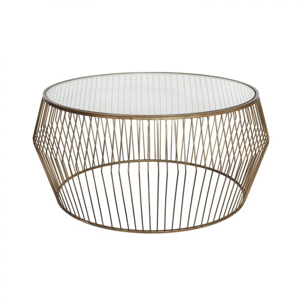 Cadenza Wire Coffee Table