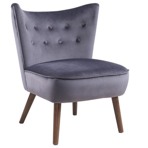 Ebbe Accent Chair - Grey