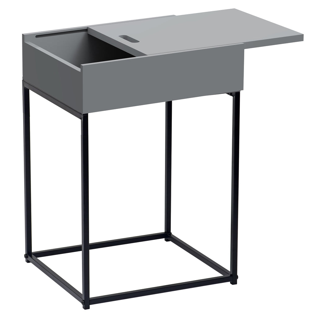 Eddison Accent Table - Grey