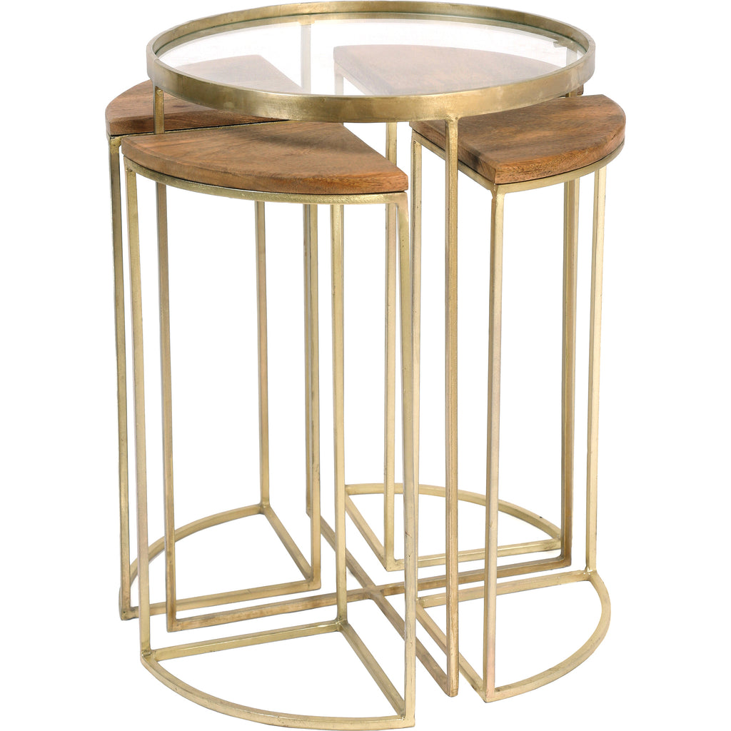 Eleri Accent Table, Set of 5