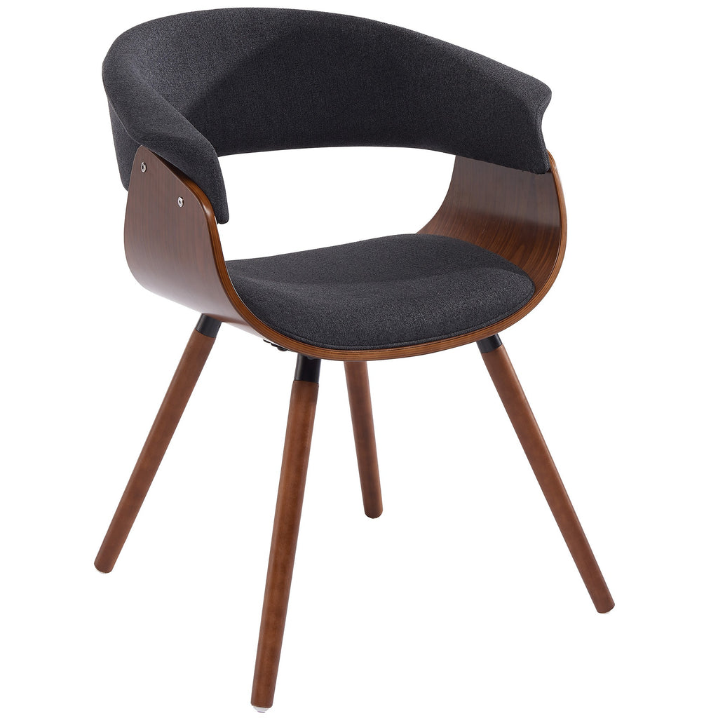 Harper Accent/Dining Chair - Charcoal