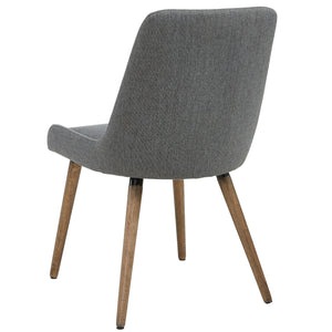 Maddy Dining Chair, Set of 2 - Dark Grey