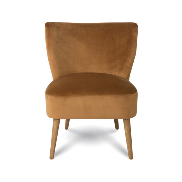 Madenza Accent Chair - Cognac