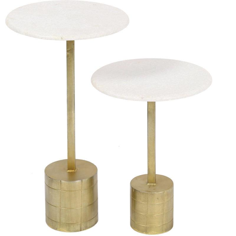 Qadar Accent Table, Set of 2