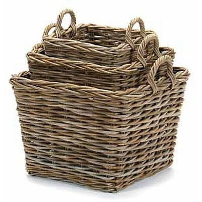 Safiya Storage Baskets, Set of 3