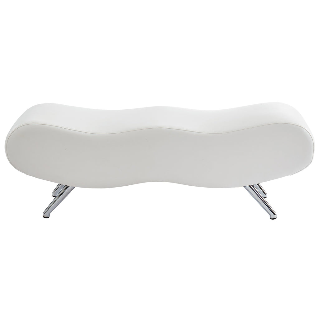 Stella Bench - White