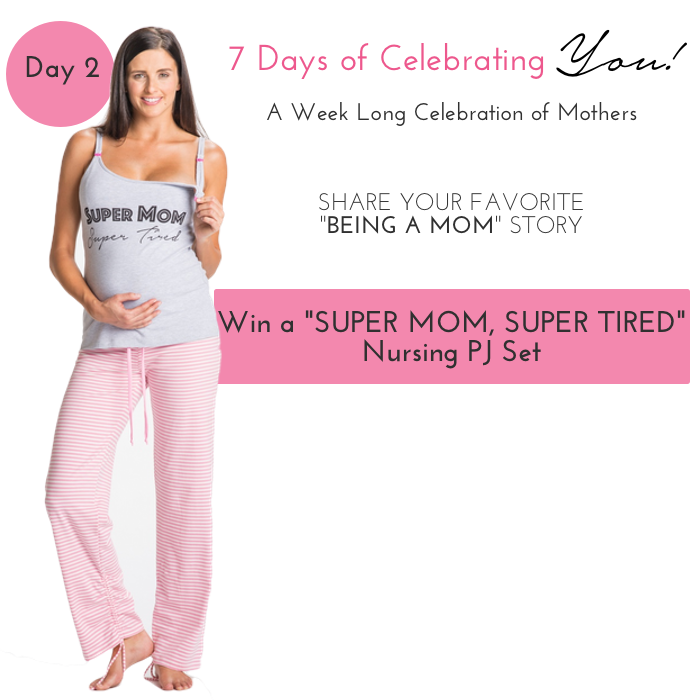 Mother's Day 2: 7 Days of Celebrating You! Giveaway