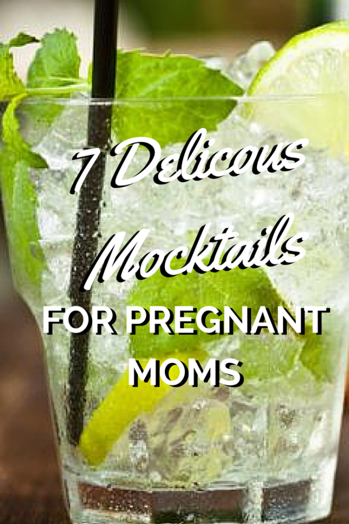 7 Delicous Mocktails for Pregnant Moms
