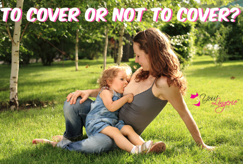 Cover Up for Breastfeeding