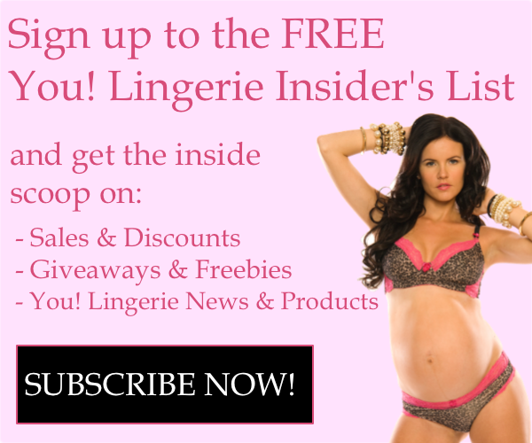 Join You! Lingerie Email List
