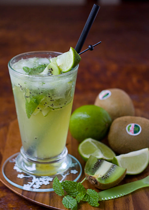 kiwi mojito for pregnant moms