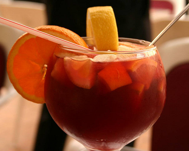 sangria for pregnant moms