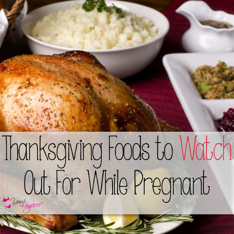 Thanksgiving Food for Pregnant Women