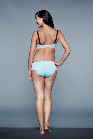 Back Shot of Anastasia Blue Maternity & Nursing Bra