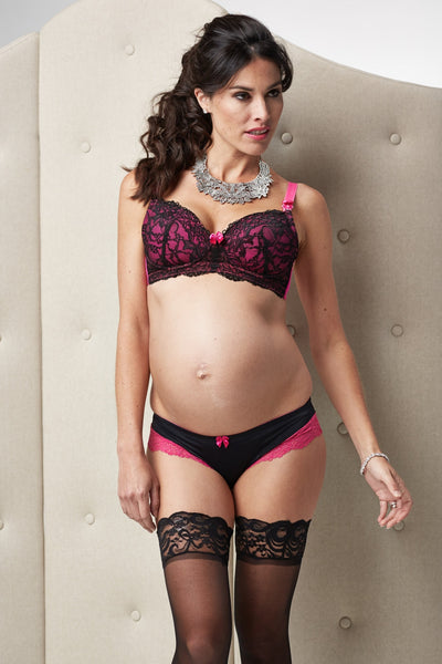 Bella Cerise Maternity & Nursing Bra - You! Lingerie