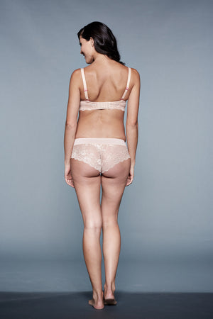 Back Shot of Flirty You! Nude Maternity & Nursing Bra