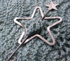 Big Star Shawl Pin