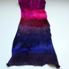 Colour Scroll - Indigo Magenta