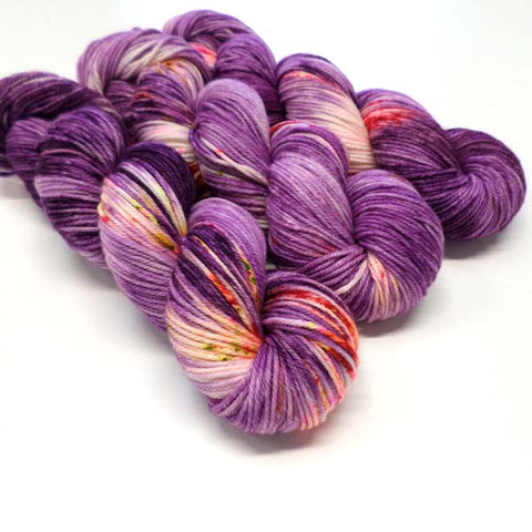 ** New Standard Colourway ** Crush DK - Neon Passionfruit