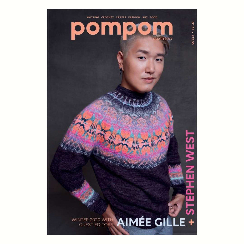 Pompom magazine - issue 35
