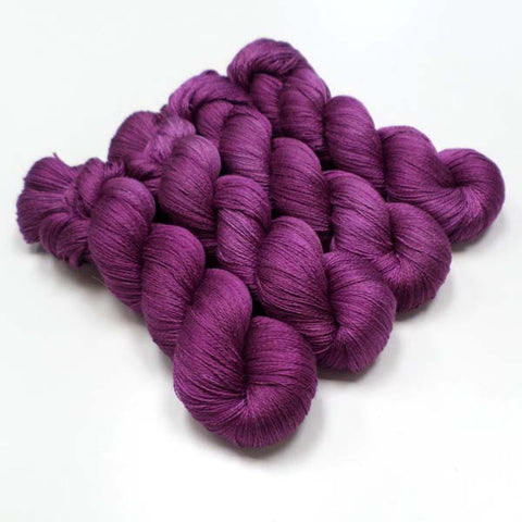 Luminosity Lace - Blackcurrant