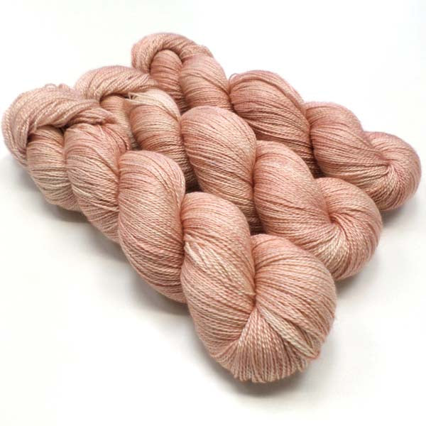 Lustrous BFL Heavy Lace - Rose Cottage