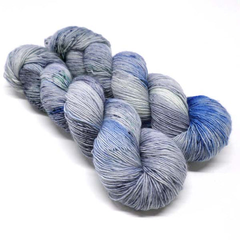 Wriggle - Mingling with Giants - YarnFolk 2019 Colourway