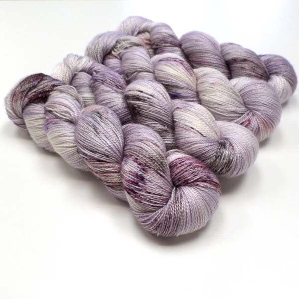 Lustrous BFL Heavy Lace - Provence