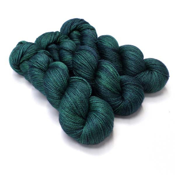 Bliss Heavy Lace - Deep Dark Forest