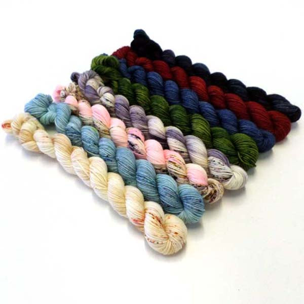 Crush - Little Crushes - Rose Rainbow - Bundle of 8
