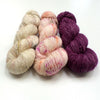 Afternoon Tea yarn bundle for Boo Knits Dreamscape MKAL