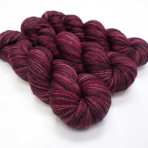 Exquisite Twist - Blood Roses - former club yarn