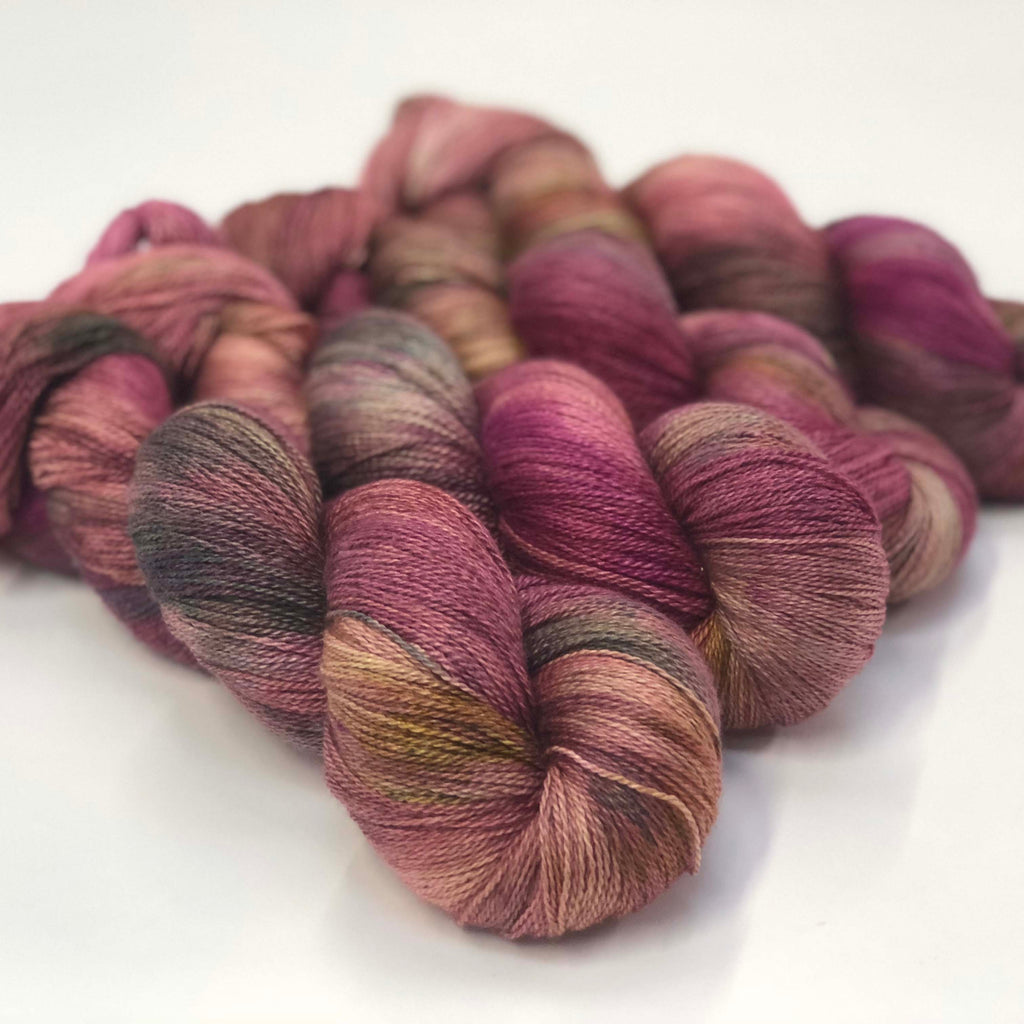 Delectable - Bronzed Plum