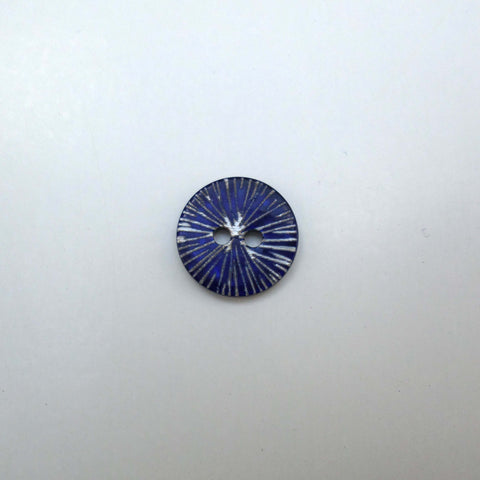 Midnight Blue Star Burst