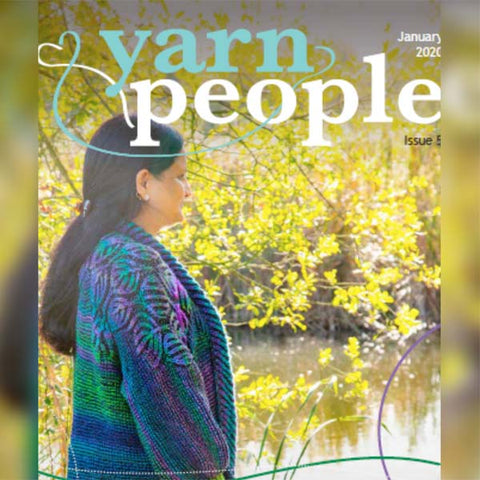 Yarn People magazine - issue 5 - Pre-order