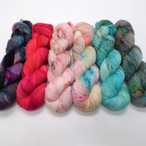 Cupid - yarn bundle for Fade patterns